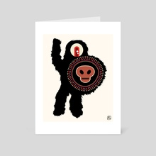 Monster of the day (June 18) [Year 1] - Art Card by Royal Glamsters