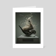 Tangled - Art Card by Mikko Raima