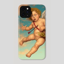 Cupid - Phone Case by Tristan Elwell