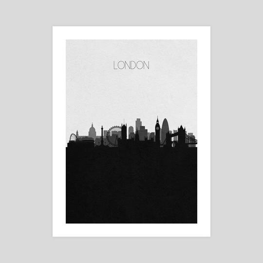 London by Deniz Akerman