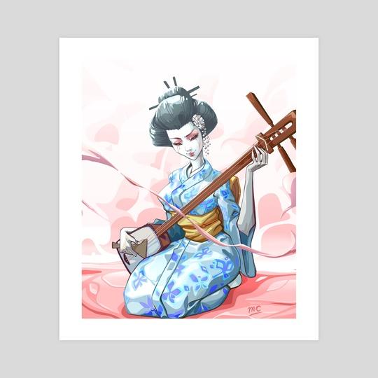 Kabuki by Matt Chapman