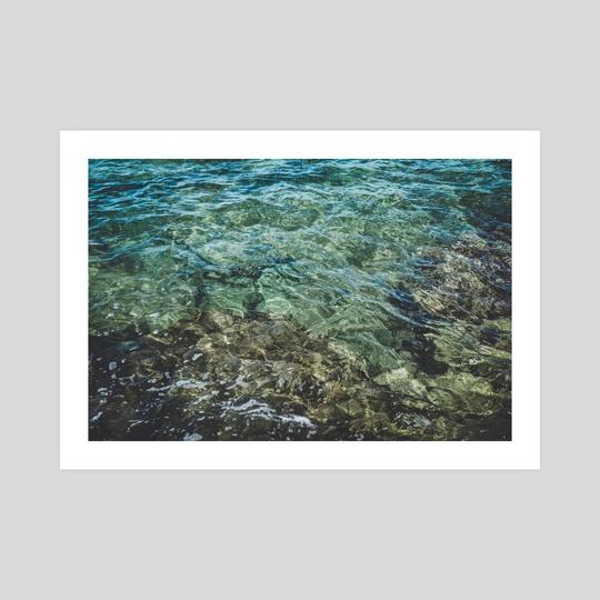 Water Pulse by Nazar Hrabovyi