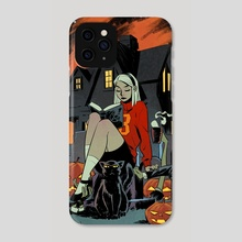 Sabrina - Phone Case by Gleb Melnikov