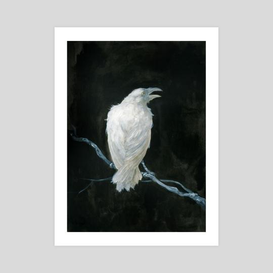 White Raven by Jana Heidersdorf