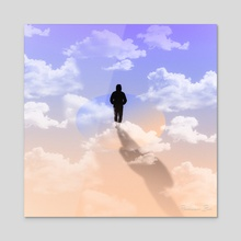 Walk Through Your Dreams - Acrylic by Enis Kurtovic