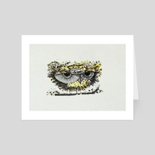 THe HaPpy, iN loVE, nOSTAlgic, sAD owLs (26) - Art Card by Jorge Mendoza