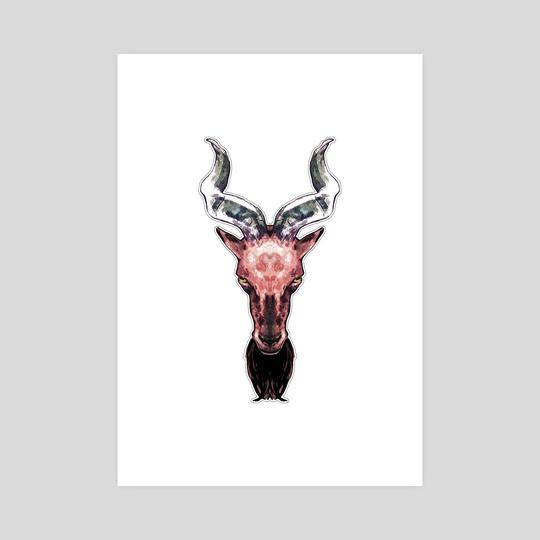 Wild Goat - 03 by Emanuele CALIFANO