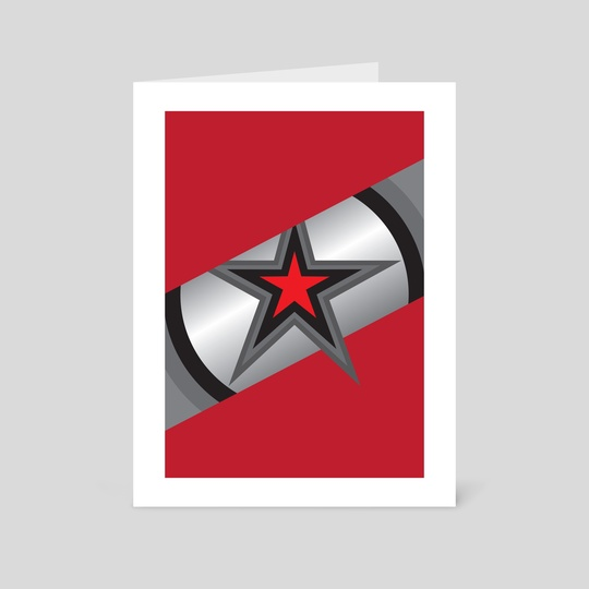 Star by Mustafa Büyüközer