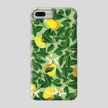 Lemonade II - Phone Case by 83 Oranges
