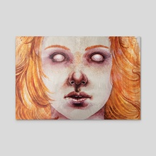 In Her Burning: Erith - Acrylic by Sin Ribbon