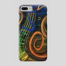 The ART of Music - Phone Case by adam santana