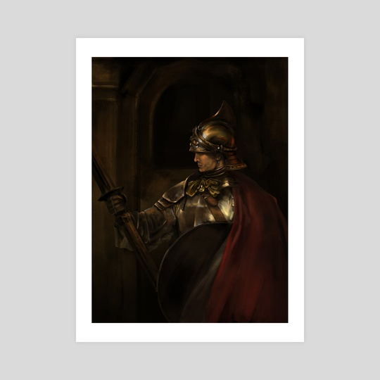 Alexander the Great by Oliver Amhaz