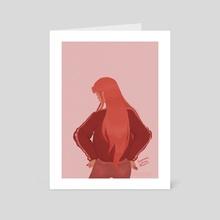 Kori - Art Card by Julienne 💕