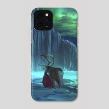 The Wall - Phone Case by Anastasia Ovchinnikova
