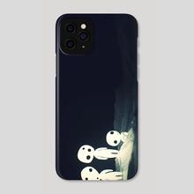 Ghibli Dreams v2 - Phone Case by WP van Overbruggen