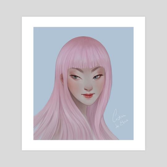 Soft Pink by Cristina de Elías