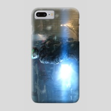 Night Shift - Phone Case by Nomax