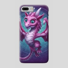 Baby Dragon - Phone Case by Kerem Beyit