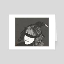 The Slayer   2018 - Art Card by Soren Gray Studios