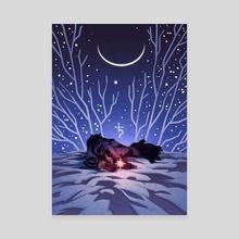 Solstice - Canvas by Aspen Eyes