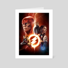 Flash Cast - Art Card by Straife01