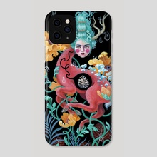 Seed - Phone Case by Kit Mizeres