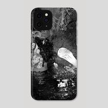 Lake Humor - Phone Case by Zach Hazard Vaupen