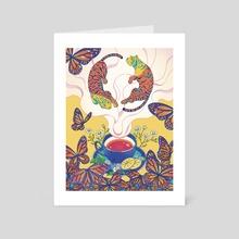 Camomille - Art Card by Solji Lee