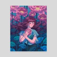 Aspire - Canvas by Steph Michelle Ryan