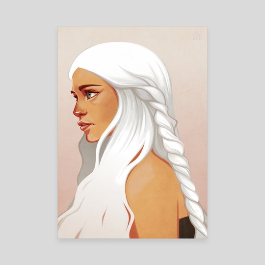 Daenerys by Callie Booth