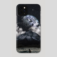 L O N E R - Phone Case by The Unbeknown