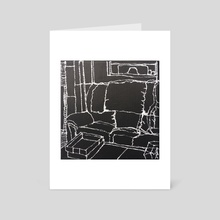 Work - Art Card by Aihora