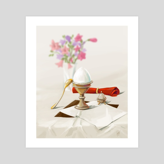 Breakfast by YanaGoga