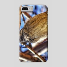 Sparrow - Phone Case by Vlad Stroe