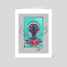 Moonlight - Art Card by Pipanem art