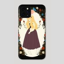 briar rosie - Phone Case by Cinnamoonie ♡