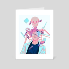 Dissect - Art Card by OHPRCR