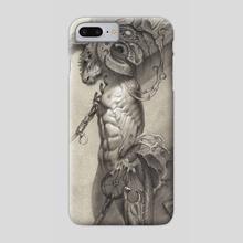Orobas - Phone Case by Jim Pavelec