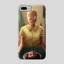 Breakfast - Phone Case by Luz Tapia