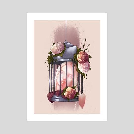 Imprisoned in Beauty by Gonçalo Costa