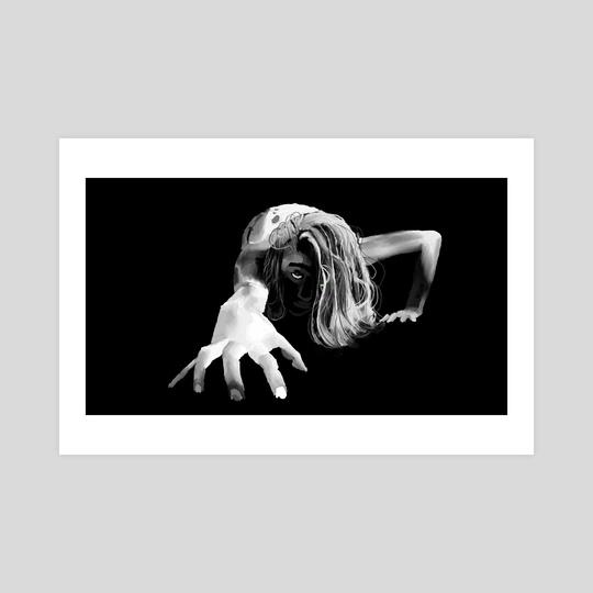 Spooky Girl by Emma Ruyle
