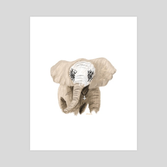 Elephant  by Kevin Durr
