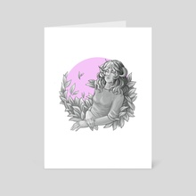 sweet dreams - Art Card by neuuen ешь|подумой