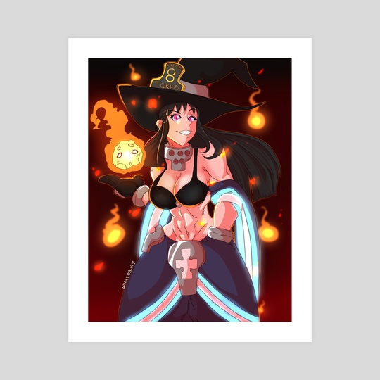 Maki Oze by Jaylen Thompson