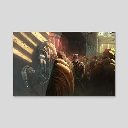 Exile by Thomas Wievegg
