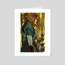 Hero - Art Card by Jessi Gulish
