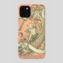 Just A Moment 1.0 - Phone Case by Joy Ang