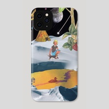 K2 Mountain - Phone Case by Lerson