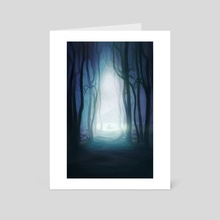 Siren - Art Card by Alexxander Dovelin