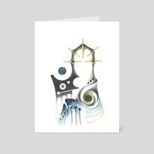 Trust - Art Card by daesky